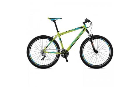 Bicicleta Sprint Dynamic 29 verde/cyan 2018-430 mm