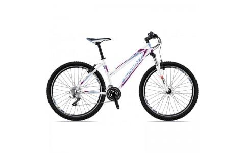 Bicicleta Dama Sprint Dynamic LD 26 alb/albastru 2018-430 mm