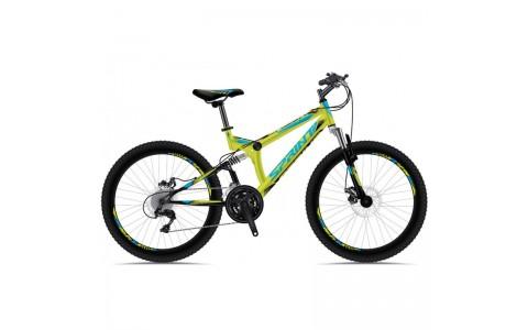 Bicicleta Sprint Element DB 24 verde 2018