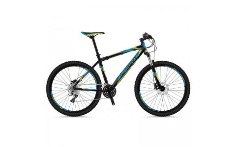 Bicicleta Sprint Maverick 29 HDB negru/albastru 2018-480 m