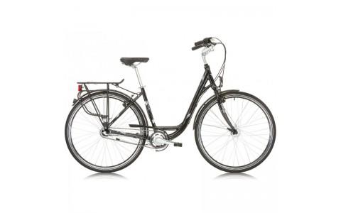 Bicicleta Dama Sprint Solara Lady Nexus 26 neagra 2017-430 mm