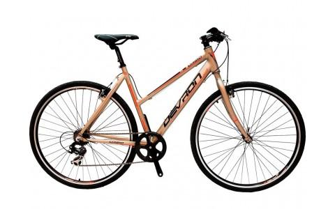 Bicicleta Oras, Dama, Devron Urban Lady, LU1.8, Silver Pearl, M - 520/20,5 inch
