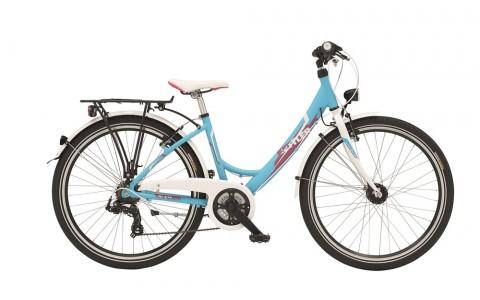 Bicicleta Fete, Kettler, Blaze Girl, 24 inch, Albastru