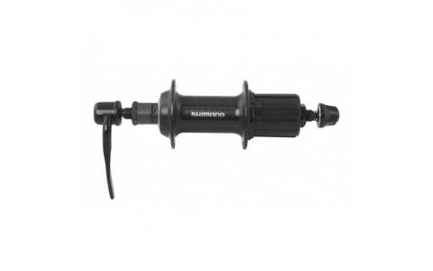 Butuc spate Shimano FHTX800 36h negru