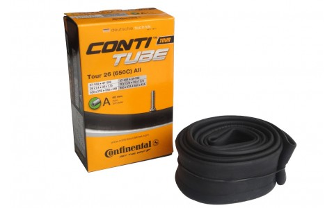 Camera Bicicleta, Continental, Tour 28, All S42, 32/47-622, 2014