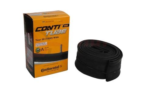 Camera Bicicleta, Continental, Tour 28, Wide A40, 47/62-622, 2014