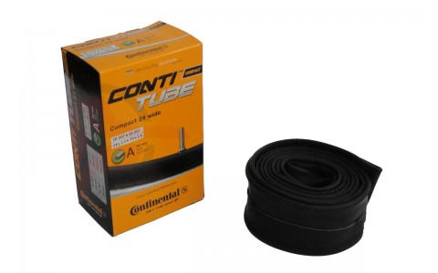 Camera Bicicleta, Continental, Compact 24, Wide A34, 50/57-507, 2014