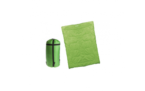 Sac de Dormit Summit, Dark Double Sleeping Bag, Verde