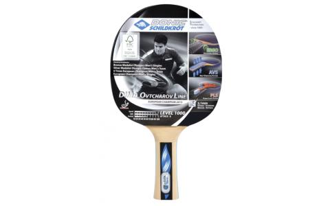 Paleta Tenis Masa, Donic SchildKrot, Ovtcharov 1000 FSC, Nivel Concurenta, De Atac