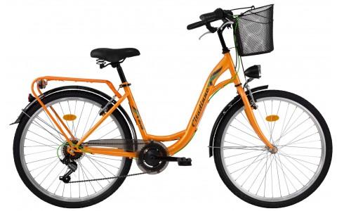 Bicicleta Oras Pentru Femei, DHS, Citadinne 2634, Model 2017, 26 inch