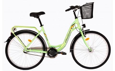 Bicicleta Oras Pentru Femei, DHS, Citadinne 2636, Model 2017, 26 inch