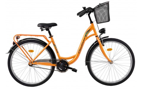 Bicicleta Oras, DHS, Citadinne 2832, Model 2017, 28 inch