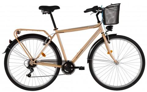 Bicicleta Oras Pentru Barbati, DHS,Citadinne 2833, Model 2017, 28 inch