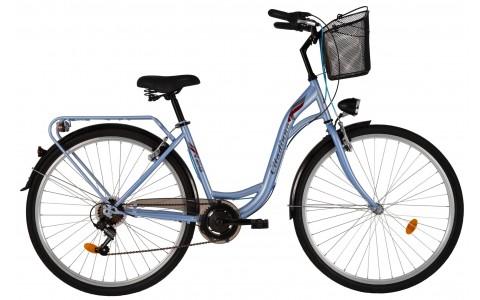 Bicicleta Oras, DHS, Citadinne 2834, Model 2017, 28 inch