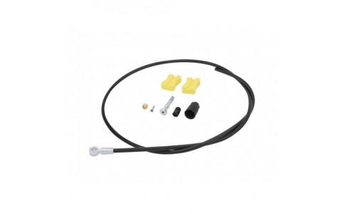 Conducta frana hidraulica Shimano SMBH90 neagra 100 cm