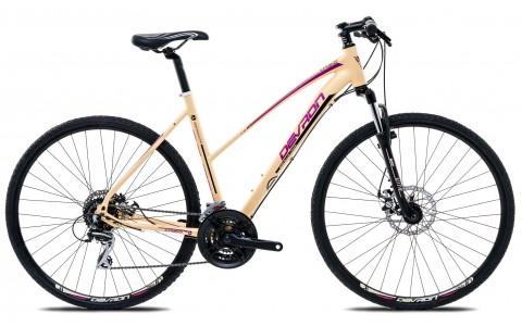 Bicicleta Oras Femei, Devron, Cross LK2.8, Cadru Aluminiu, Janta 28 inch