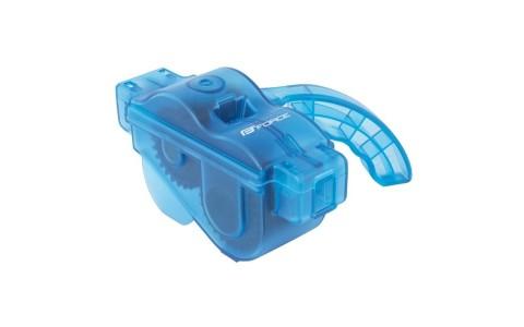 Curatator Lant, Force, Cu Maner, Albastru, 135x65x55 mm