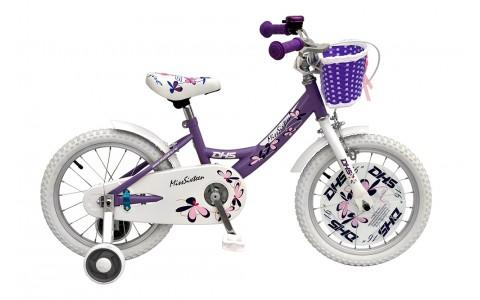 Bicicleta, DHS, Miss Sixteen 1602 - Model 2015, 16 inch