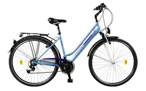Bicicleta Trekking, Dama, DHS, Travel 2854 - Model 2015, 28 inch