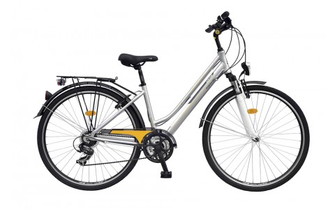Bicicleta Trekking, Dama, DHS, Travel 2856 - Model 2015, 28 inch