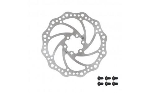 Disc Frana Bicicleta, Force, 140 mm, 6 suruburi