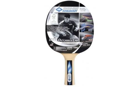 Paleta tenis de masa, Ovtcharov 1000, Donic, Atac