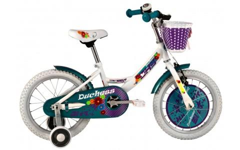 Bicicleta Fete, DHS, 1602, Model 2017, 16 inch