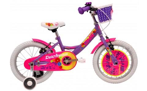 Bicicleta Fete, DHS, 1604, Model 2017, 16 inch