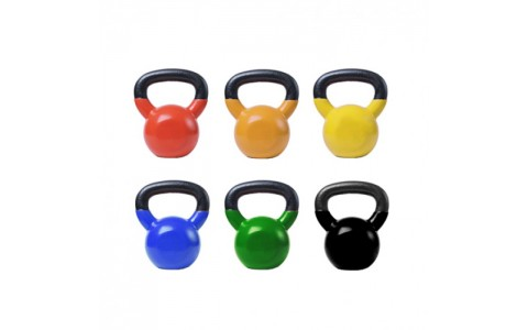 Gantera Kettlebell, Dayu Fitness, DY-KD-200, 36 Kg