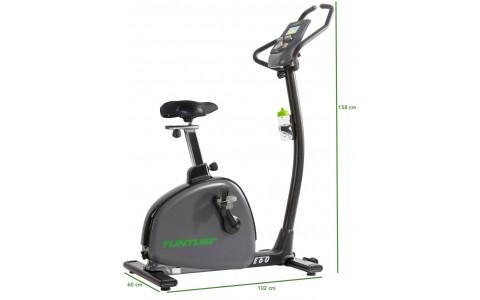 Bicicleta fitness orizontala, Tunturi, Performance E60 Hometrainer