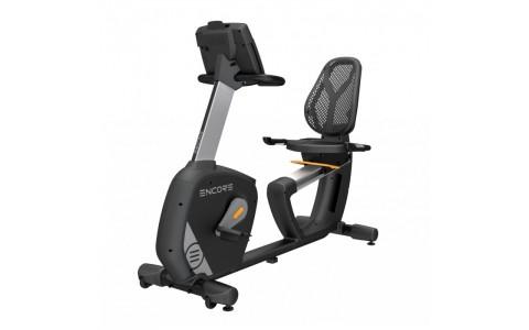 Bicicleta orizontala, ECR7 ENCORE, 167 x 64 x 133 cm, Impulse Fitness