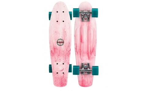 Penny Board, Ultra, 22.5 inch, rosu, 57x15x10.5 cm