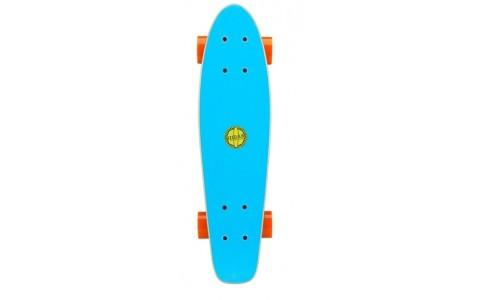 Penny Board, Ultra albastru, 22.5 inch, 57x15x9.5 cm