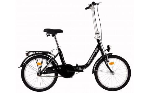 Bicicleta pliabila, DHS, Folding 2092, Model 2017, 20 inch