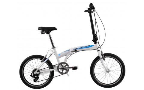 Bicicleta pliabila, DHS, Folding 2095, Model 2017, 20 inch
