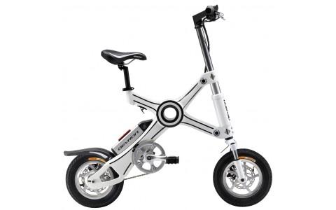 Bicicleta Pliabila Electrica, Devron, Folding X3