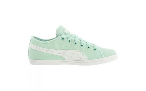 Pantofi Sport Femei, Puma, Elsu CV, Verde Deschis
