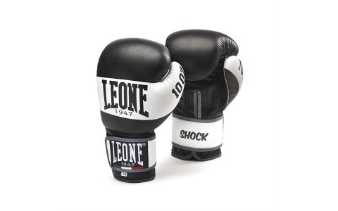 Manusi Box, Leone, Shock, GN047-01, Negru, Marime 12 Oz