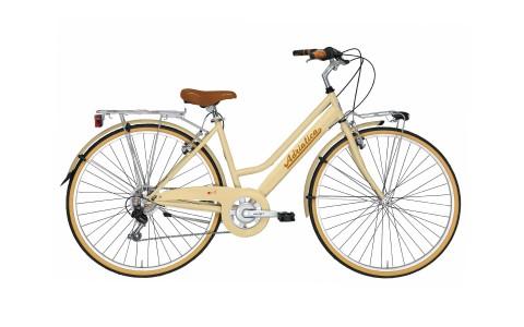 Bicicleta Dama Adriatica Panarea Donna 28 cream 45 cm