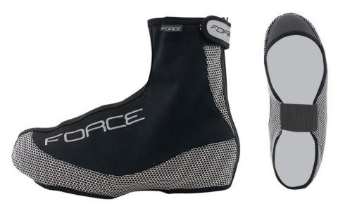 Huse Pantofi Ciclism, Force, Windster, Negru