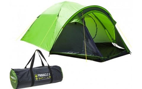 Cort Summit, H-Halt Pinnacle Double Skin Dome, 3 persoane