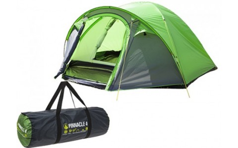 Cort Summit, H-Halt Pinnacle Double Skin Dome, 4 persoane