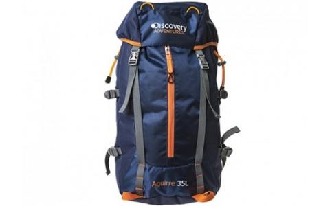 Rucsac Discovery, Aguirre, 35L, Albastru Inchis
