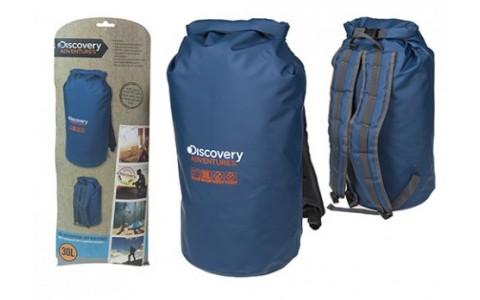 Rucsac Discovery, Impermeabil, 30L, Albastru