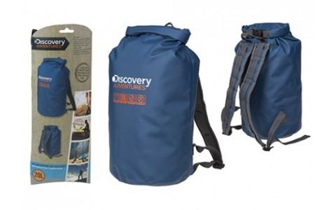 Rucsac Discovery, Impermeabil, 20L, Albastru