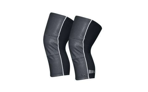 Incalzitoare genunchi Force Wind-X negre XXL