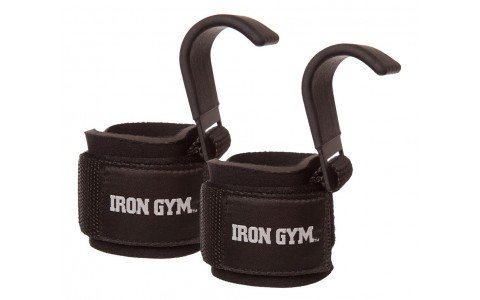 Set Carlige Fitness Tractiuni, Iron Gym, Iron Grip