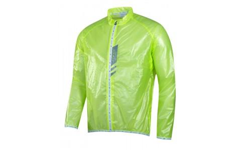 Jacheta Ciclism, Force, Lightweight, Verde Fluorescent, Slim, L