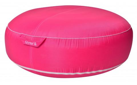 Perna fotoliu Jilong, Avenli, 98x38cm, roz