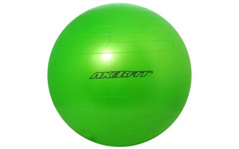 Minge Fitness Antiexplozie, Axer, 55 cm, Verde